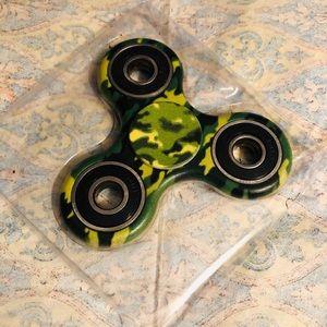 Camouflage Fidget Spinner